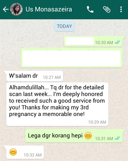 testimonial dr siti scan